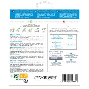 Microvezel speciaal voor ruiten X1