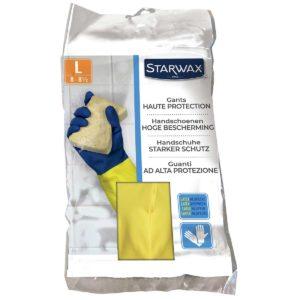 Huishoud handschoenen hoge bescherming L