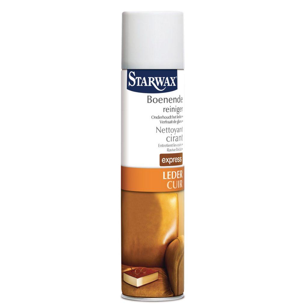 Spray voor lederonderhoud  starwax