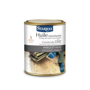 Voedende olie starwax