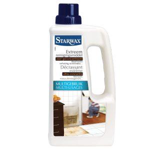 Extreme reiniging geconcentreerd reinigingsmiddel