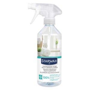 Desinfecterende reiniger voor vele oppevlakten 500ml Starwax