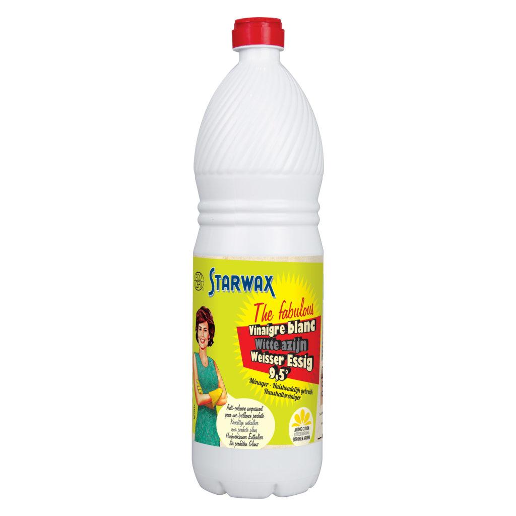 Fabulous witte azijn 9,5° citroen 1L Fabulous